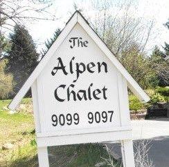 Alpen Chalet, Too!