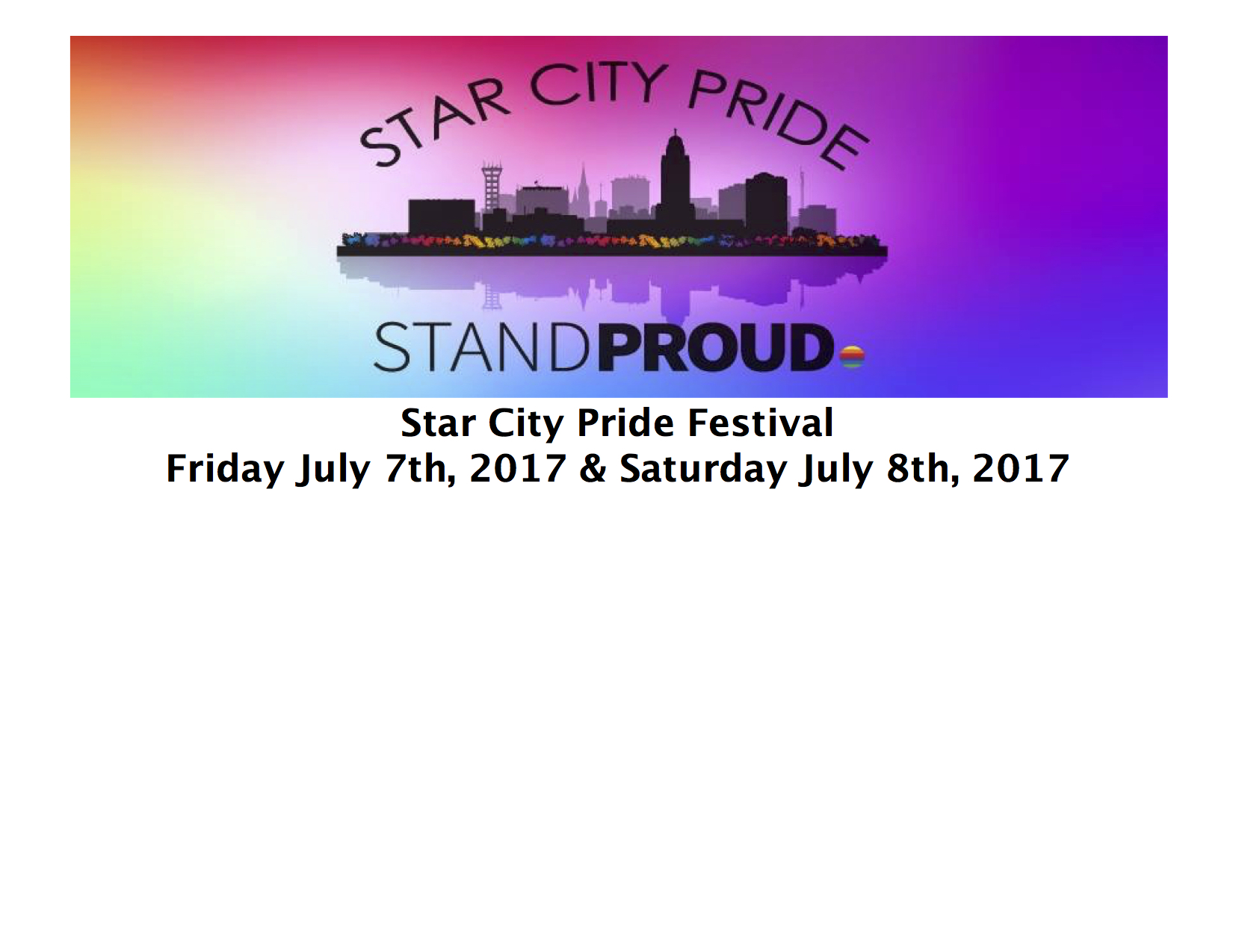 Star City Pride Festival