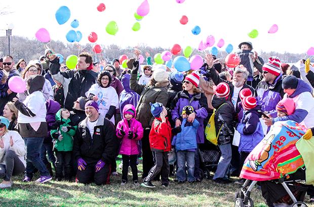 Walk-A-Block raises $6,500 for Children's Autism Center