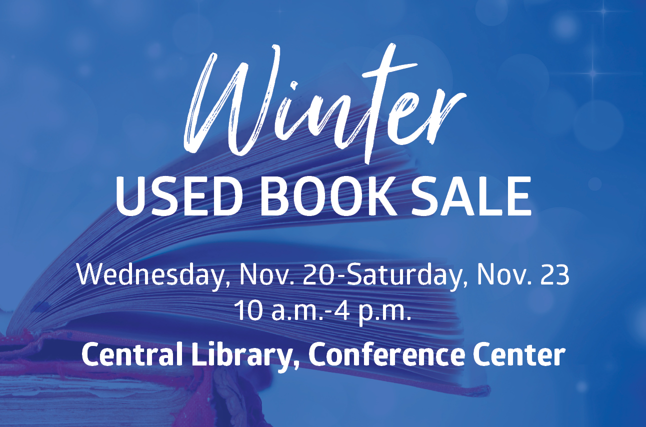 Winter Used Book Sale