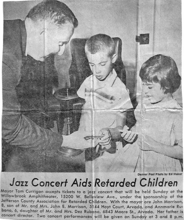 Jazz Concerts to Aid R* Children (1963)