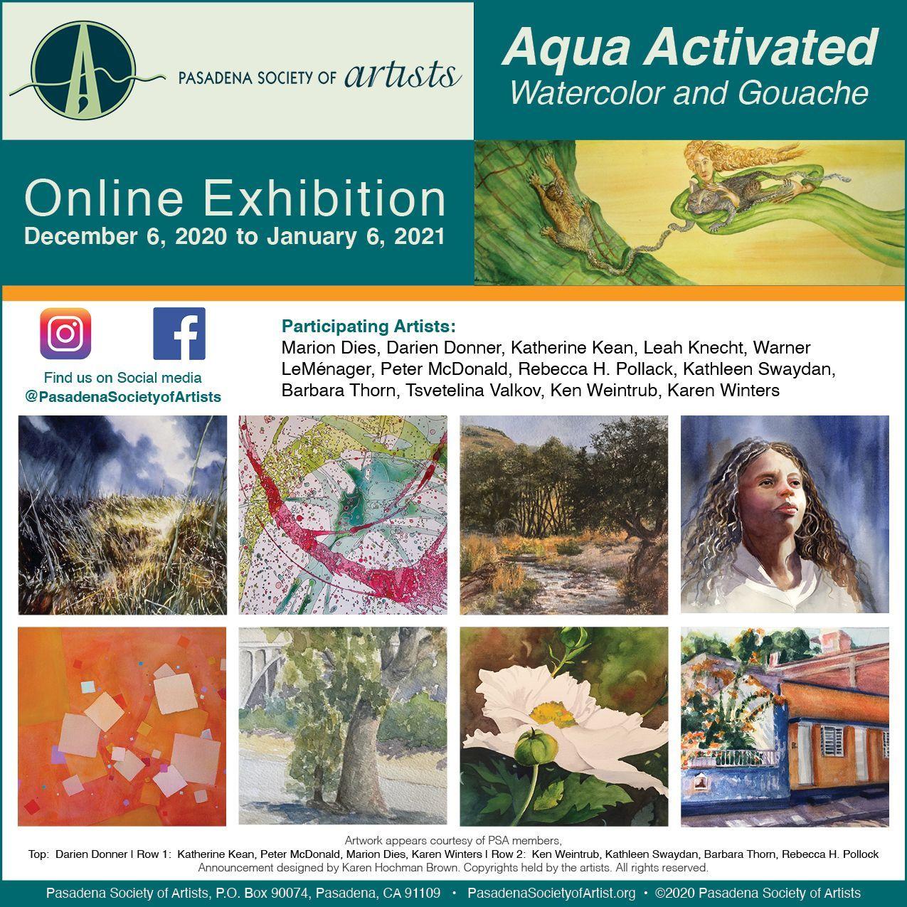 Aqua Activated