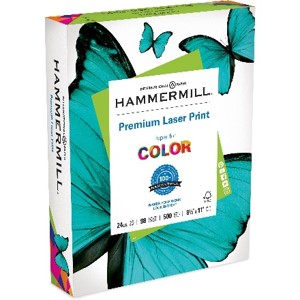 Hammermill Premium Laser Print Specification Sheet