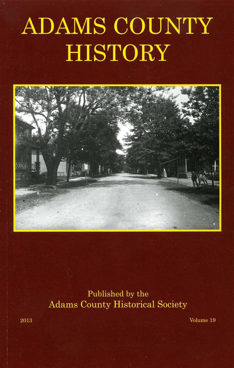 Adams County History Vol 19