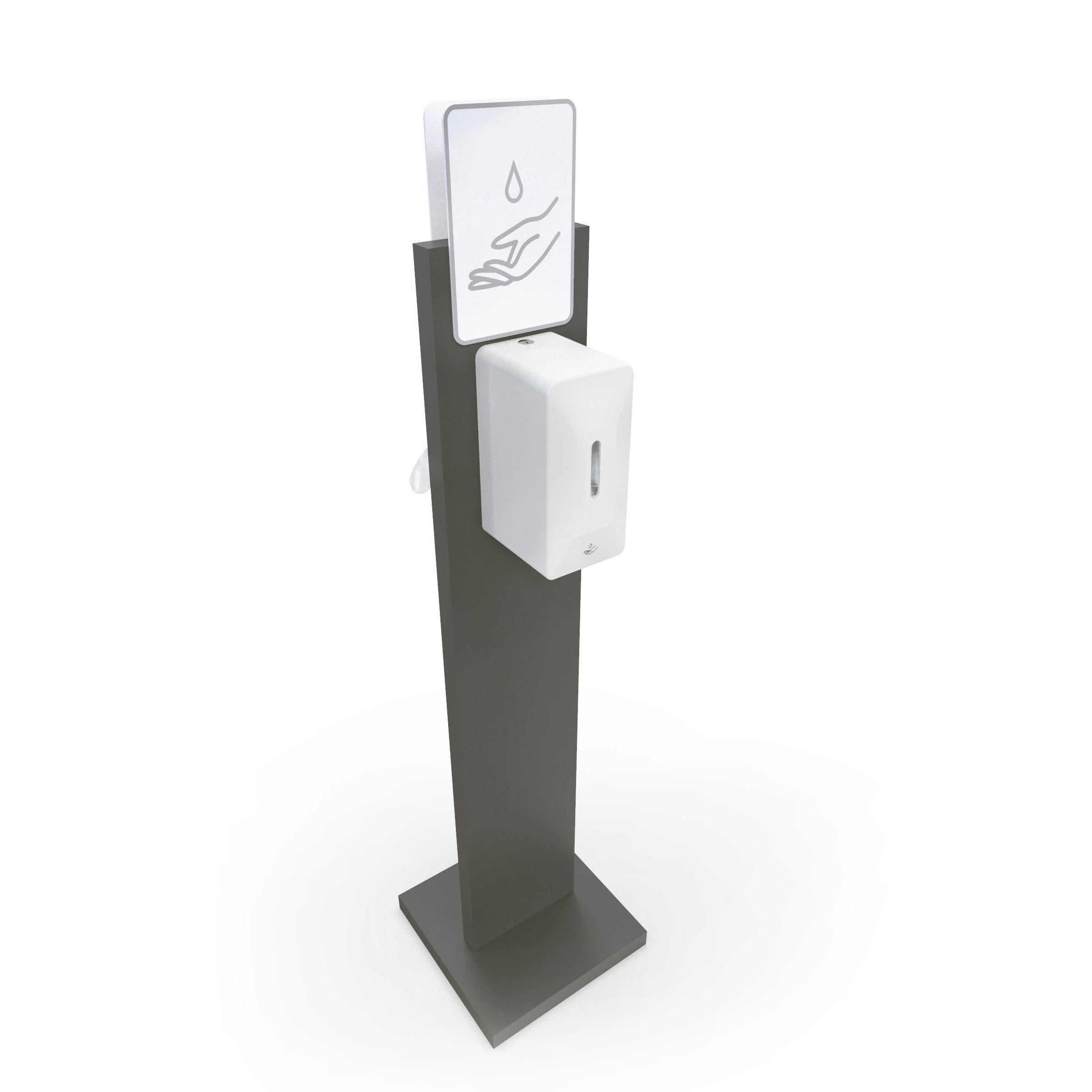 Simple Hand Sanitiser Station