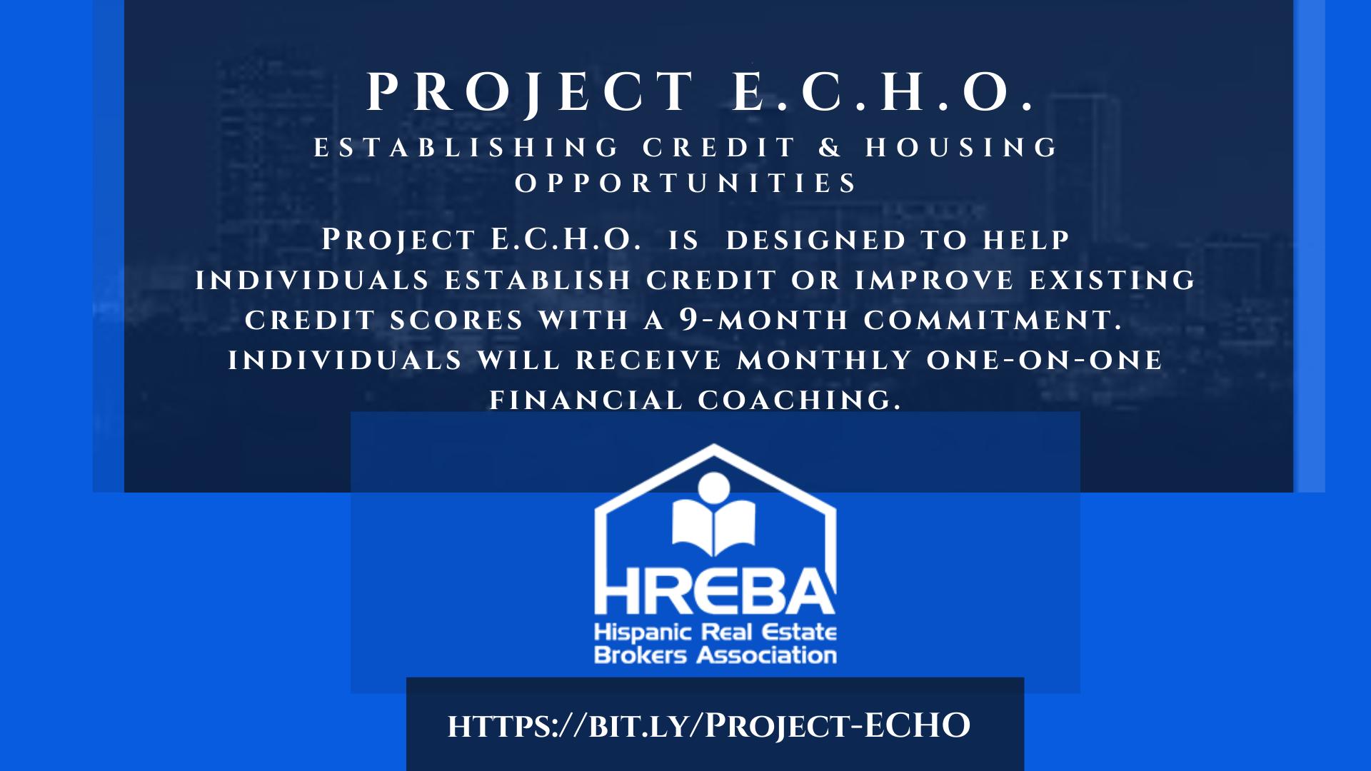 Project E.C.H.O.