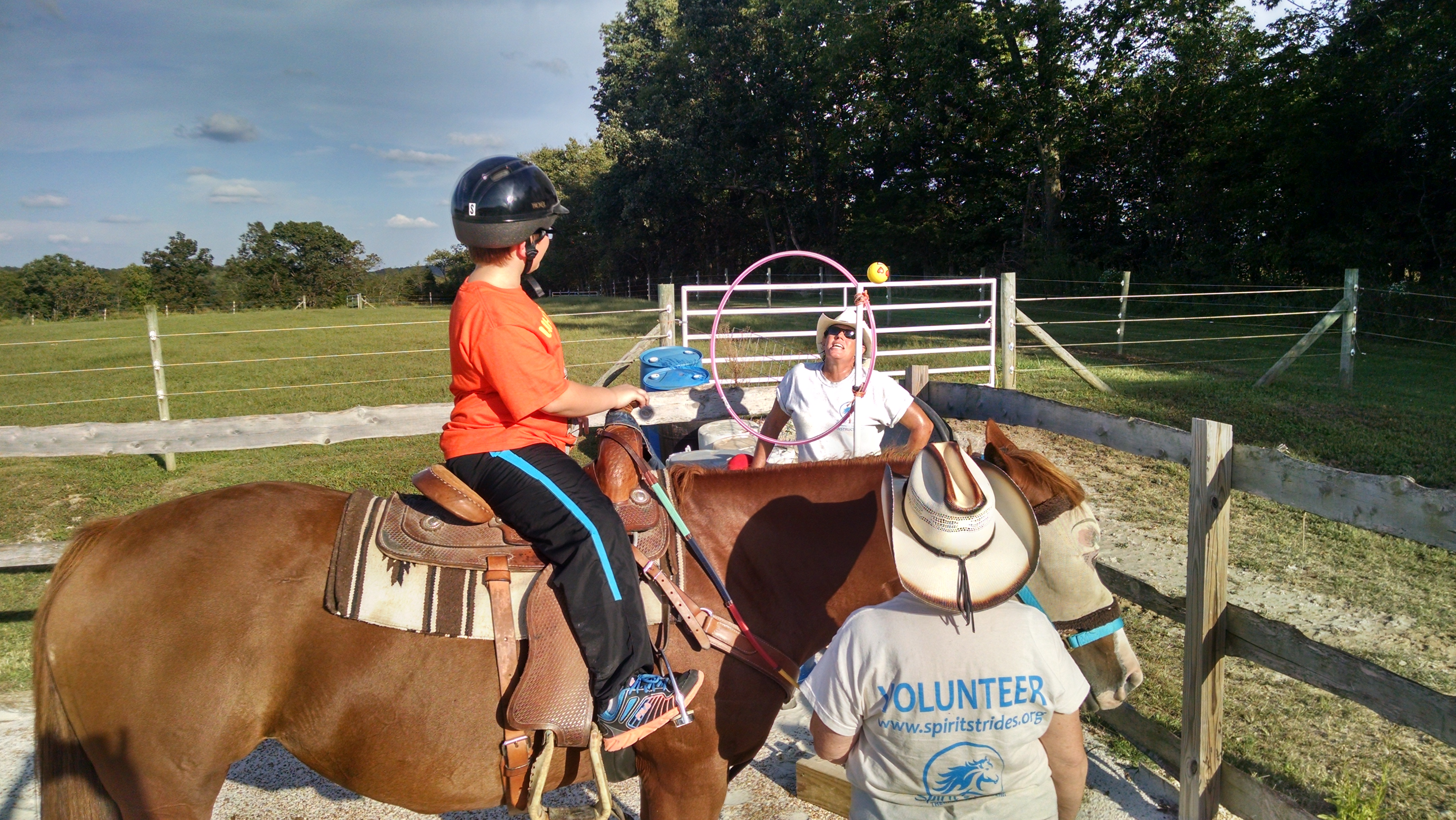 Equine-Assisted Therapy | Therapy Riding | Festus, Saint Louis