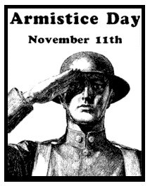 Armistice Day One Hundred Years Later: Remembering Loudoun in WWI