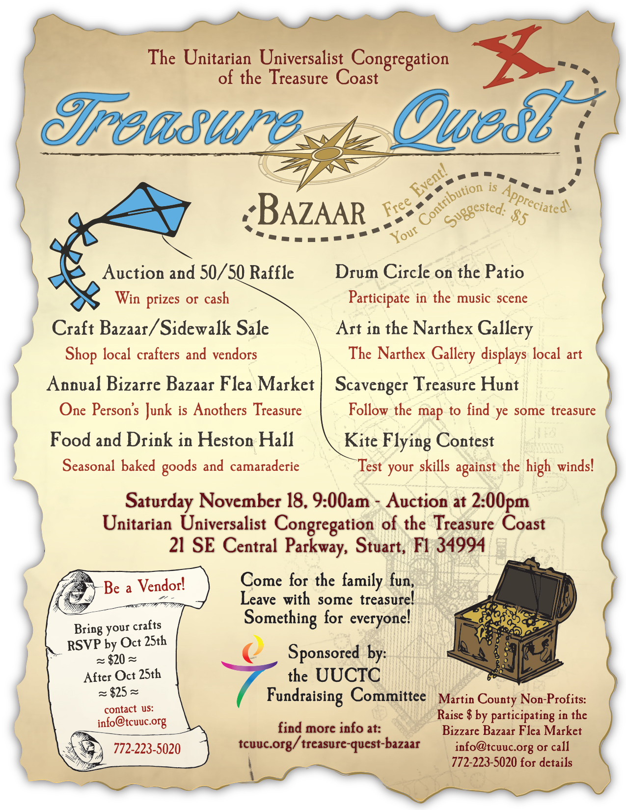 Treasure Quest Bazaar