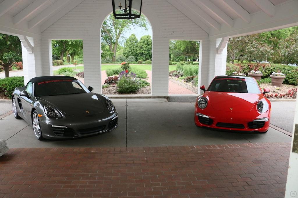 Woodhouse Porsche