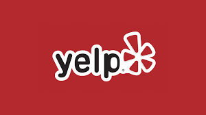 And also, Yelp. Can not forget Yelp.