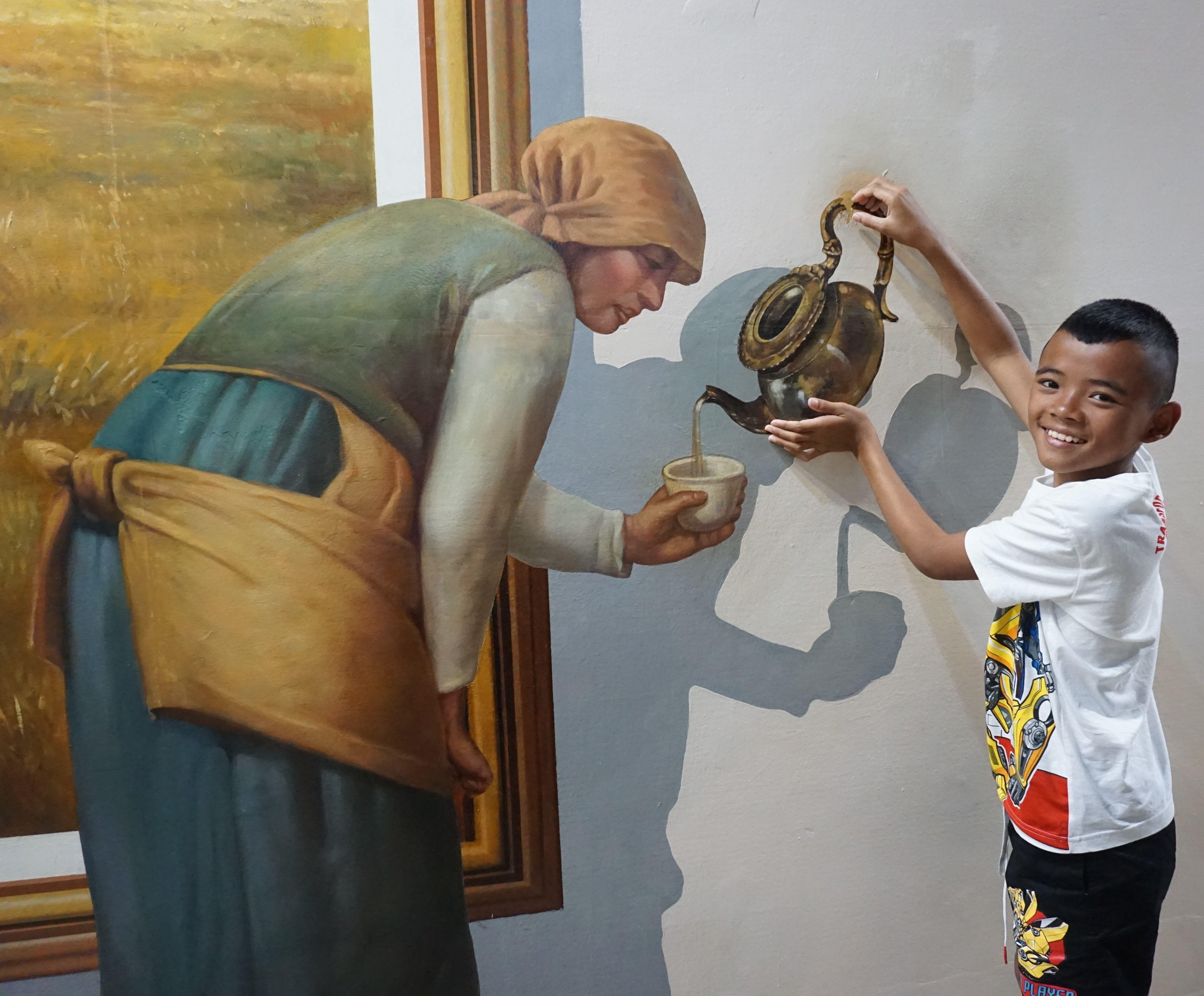 3 D Museum
