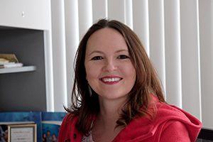 Jessica Hilderbrand, Project Everlast Special Projects Coordinator