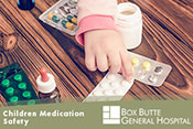 Children Medication Safety