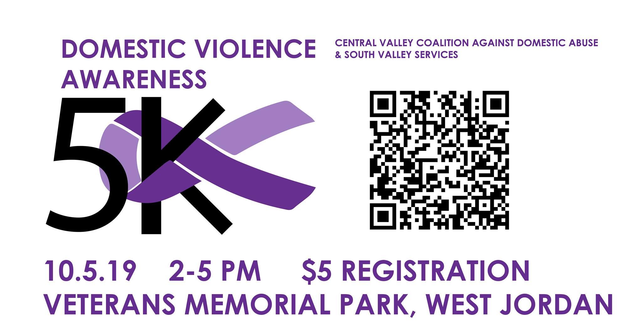 Domestic Violence Awareness 5K