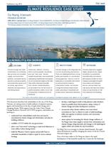 Climate Resilience Case Study: Da Nang city, Vietnam