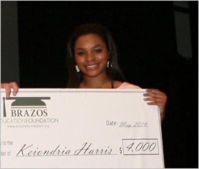 Keiondria Harris - Waco High School Graduate