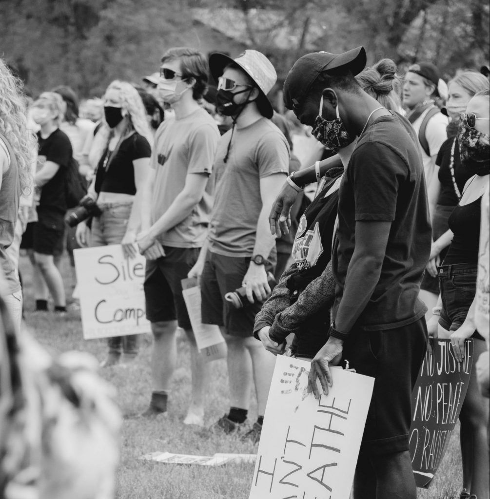 Transcripts for Uphill: a two-part story on Black Lives Matter organizing in Montana