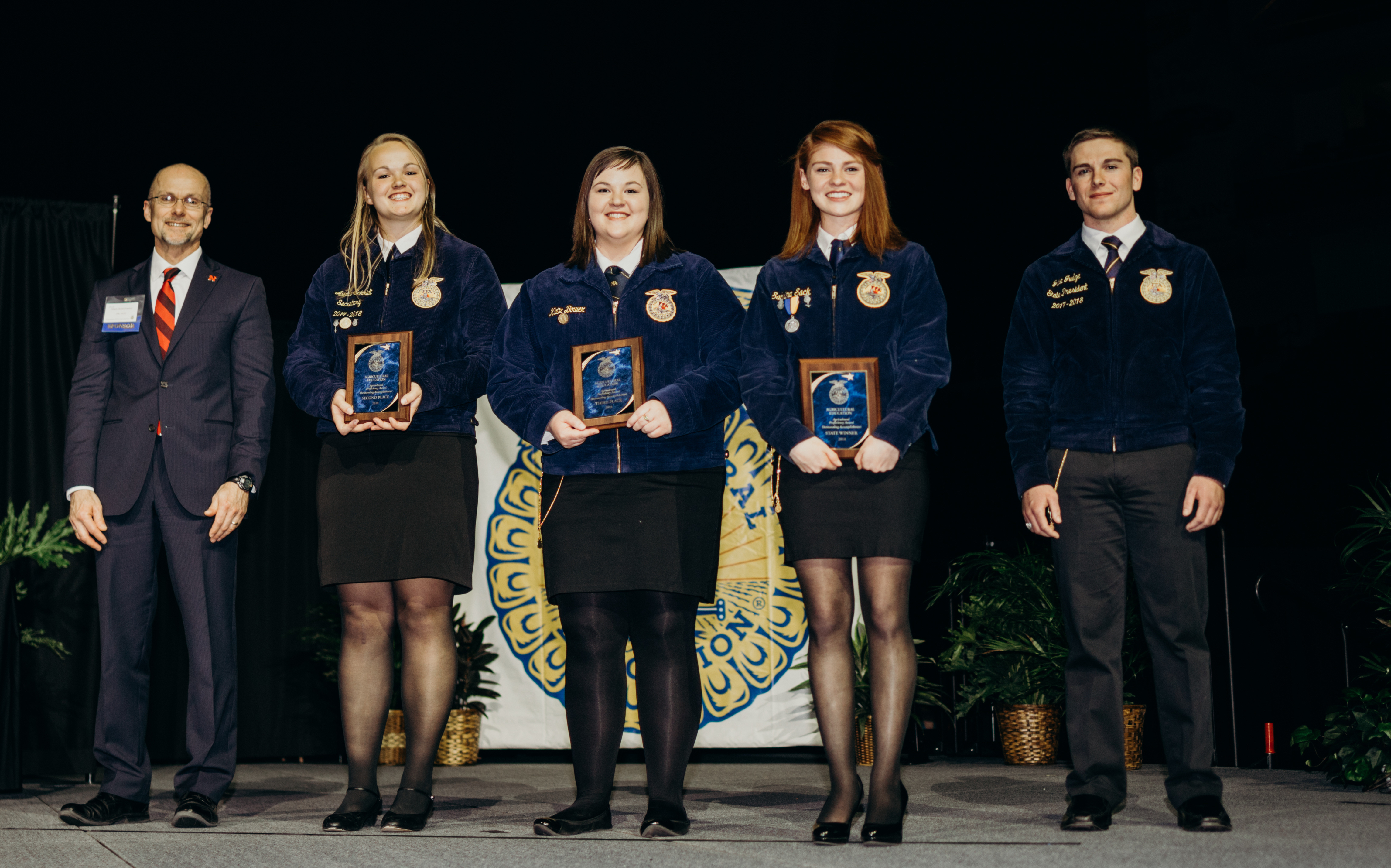 2018 Nebraska FFA State Convention Results