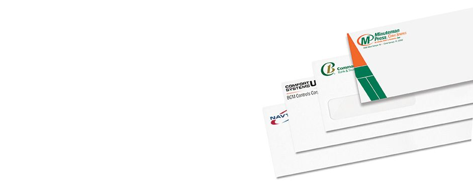 New! Discounted Prices on Full Color Envelopes