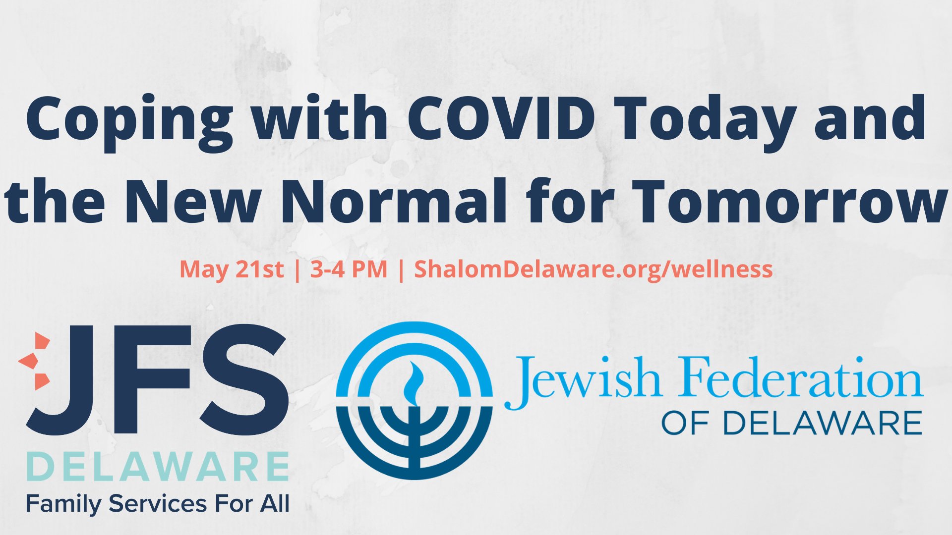 Coping with COVID Today and the New Normal for Tomorrow