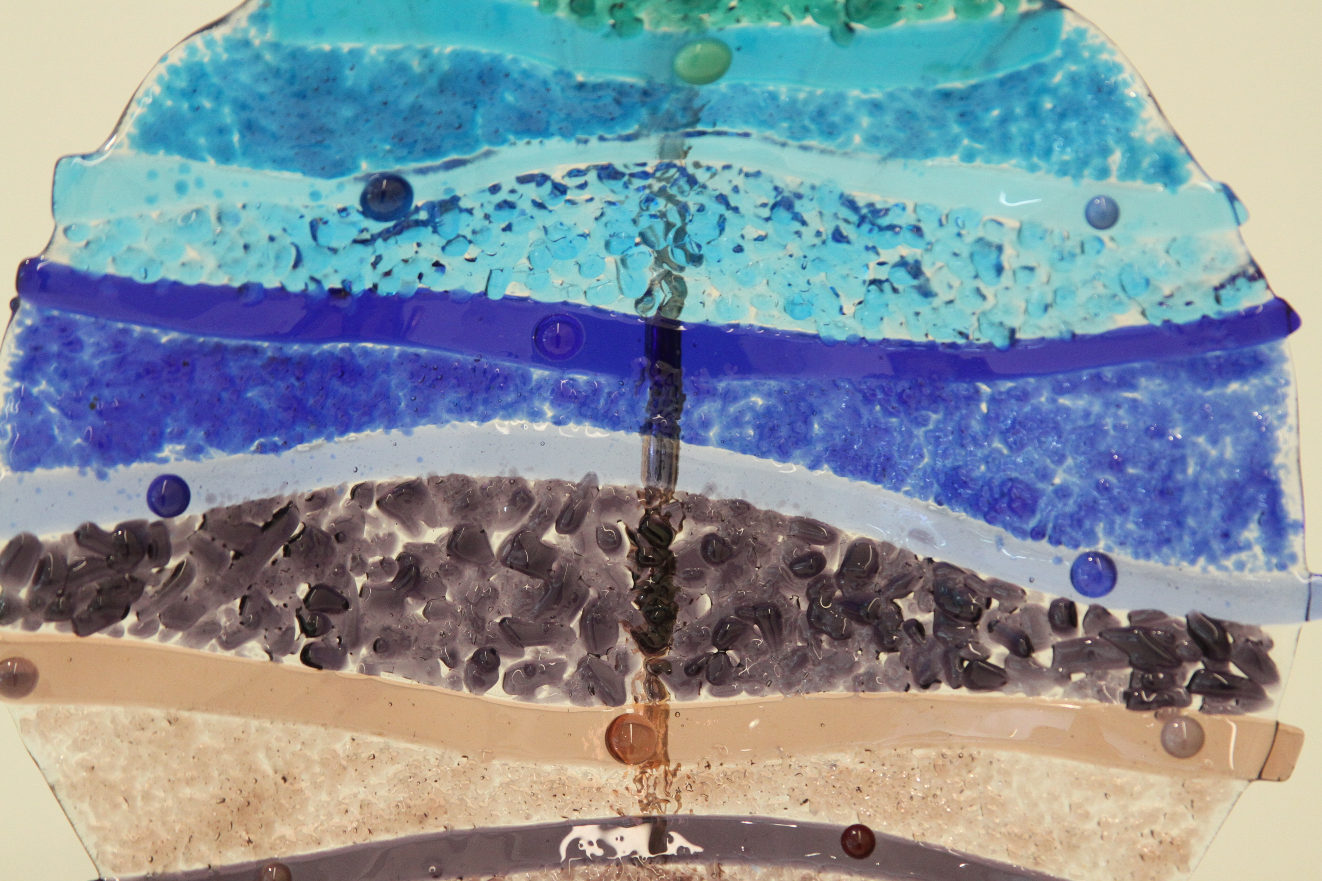 Water - Blues, Teal & Purple
