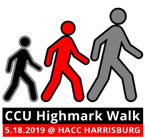 CCU Highmark Walk