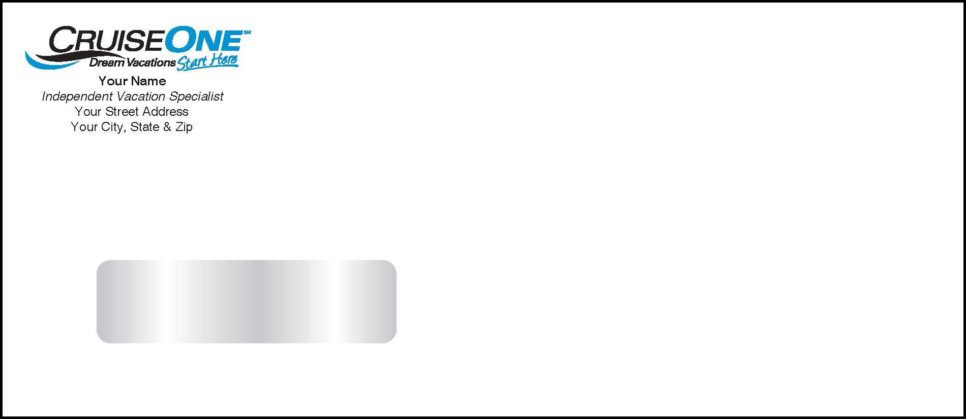 Envelopes - Window