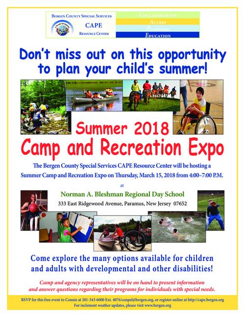 Camp Expo (Bergen County)