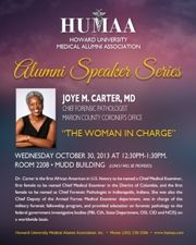 Dr. Joye M. Carter - October 30, 2013 (PDF)