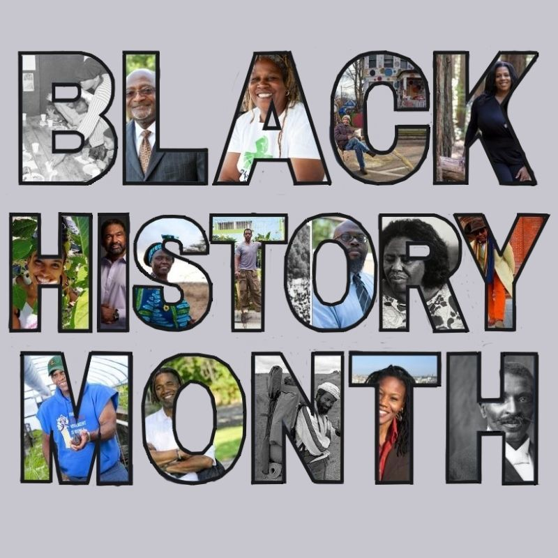 Celebrate Black History Month with us!