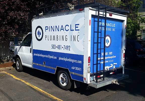 PINNACLE PLUMBING