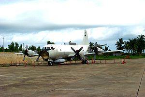 2001: Hainan Island incident involving Navy EP-3