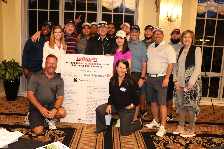 Ramsay Gillman Charitable Golf Tournament