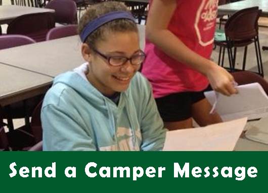 Send a Camper a Message