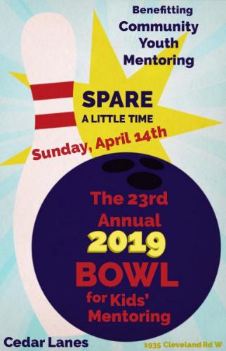 Community Youth Mentoring Bowl for Kids' Mentoring