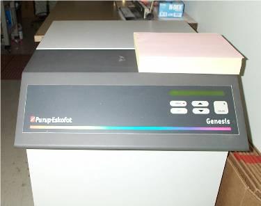 Genesis DPX Image Setter