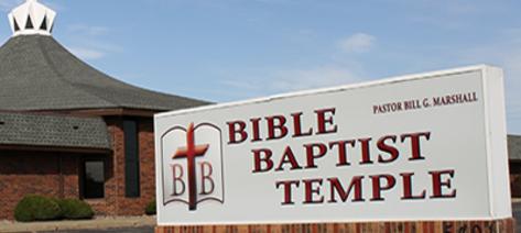 Bible Baptist Temple