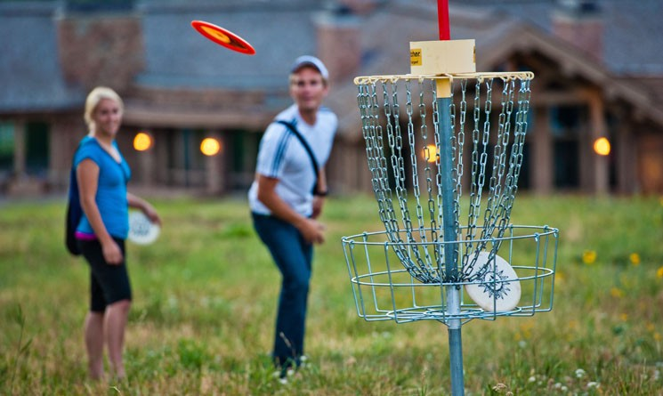 Roper West Disc Golf