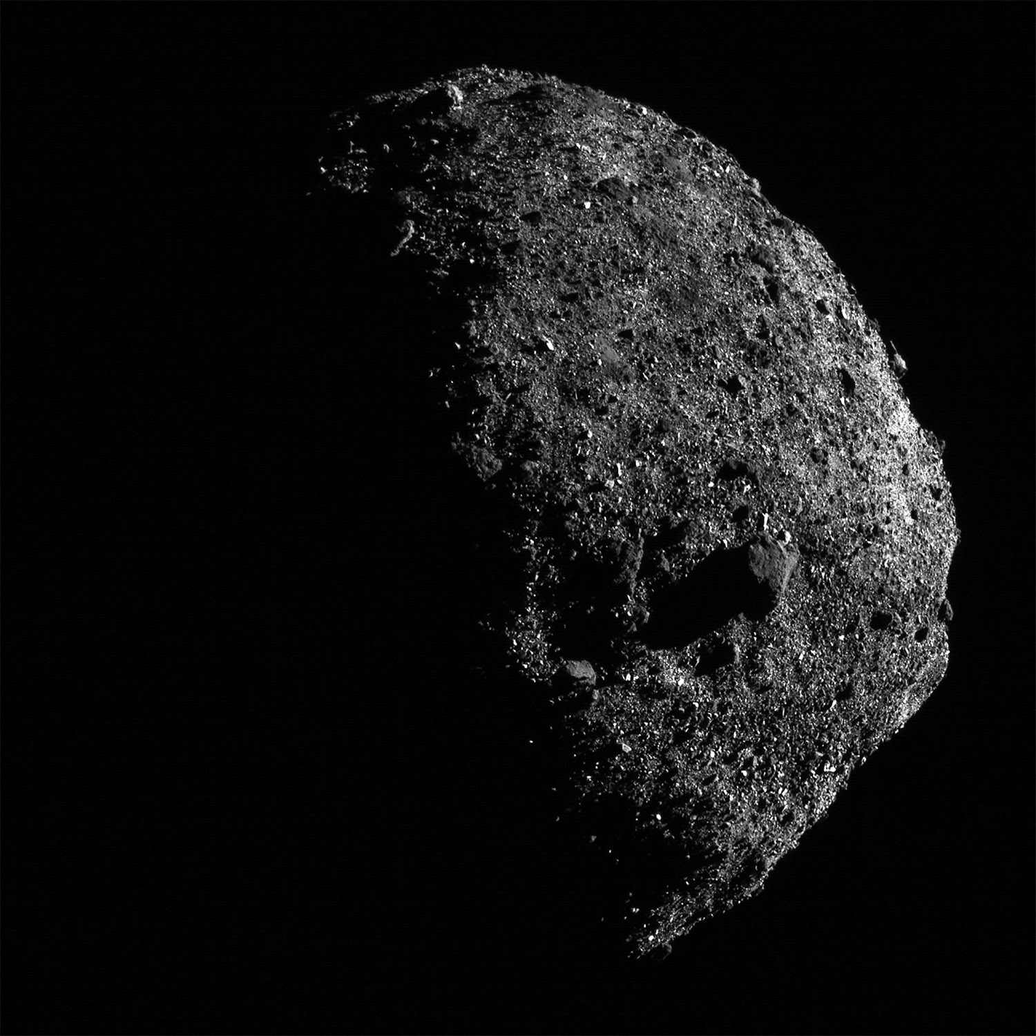 In the Shadows of Bennu's Boulders