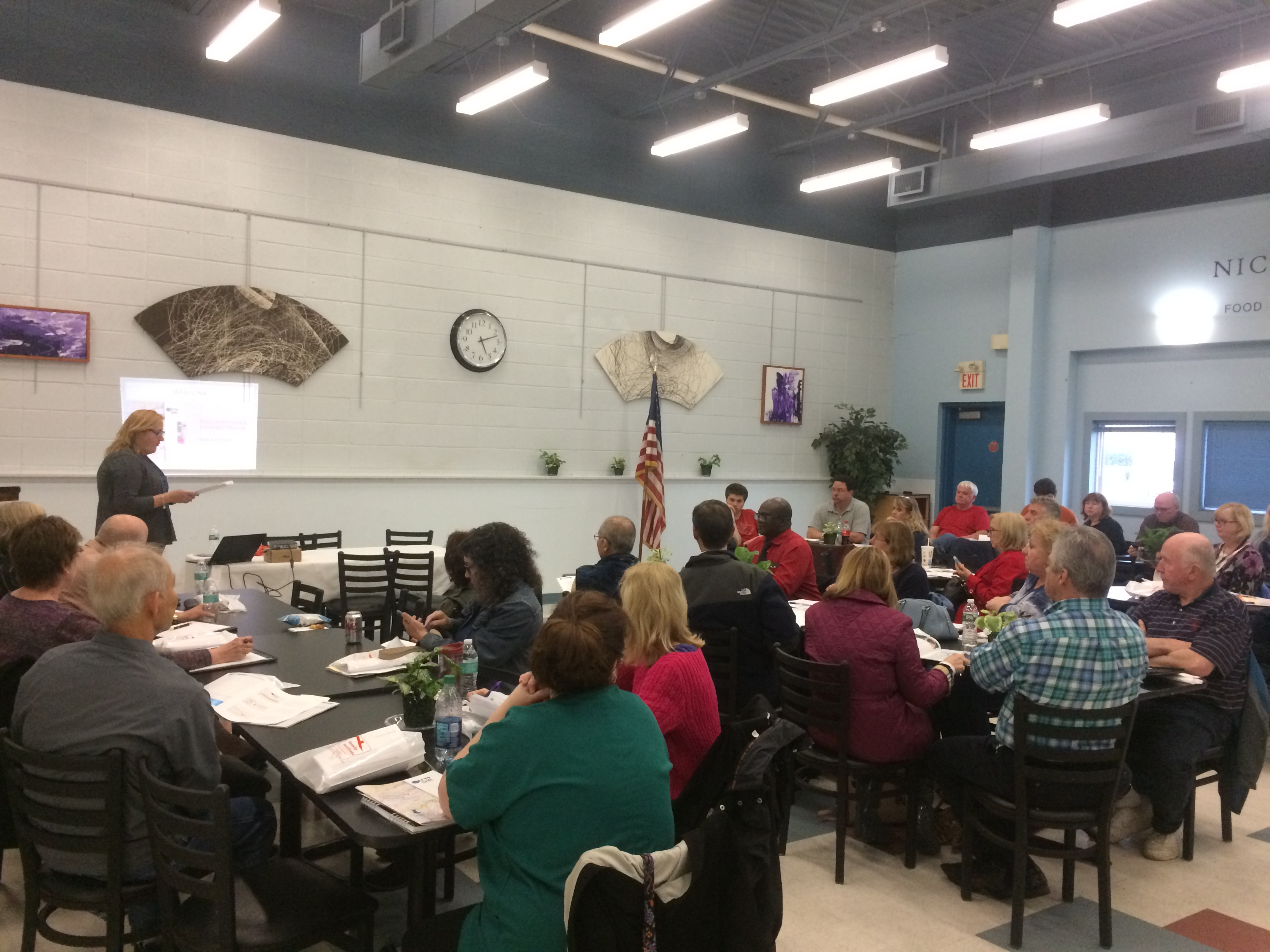 The Journey to Community Housing with Supports (Mercer County)