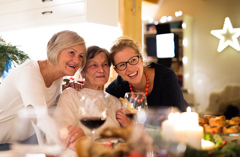 How Can Caregivers Reduce Stress During the Holidays?
