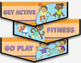 Fitness Friends Banners