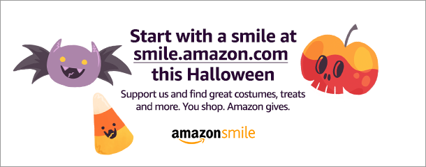 It's Halloween shopping time!