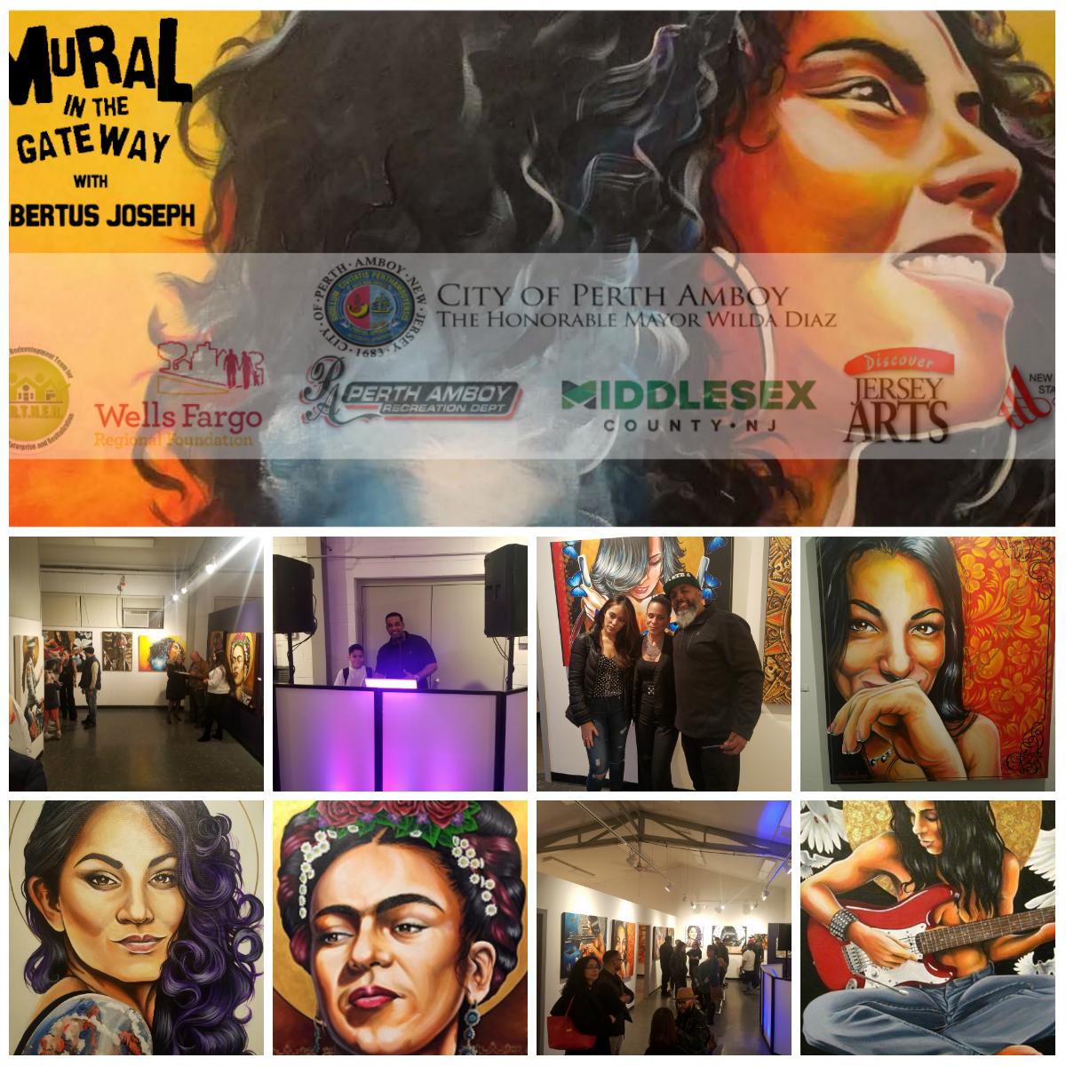 Mural Art Show March 2017