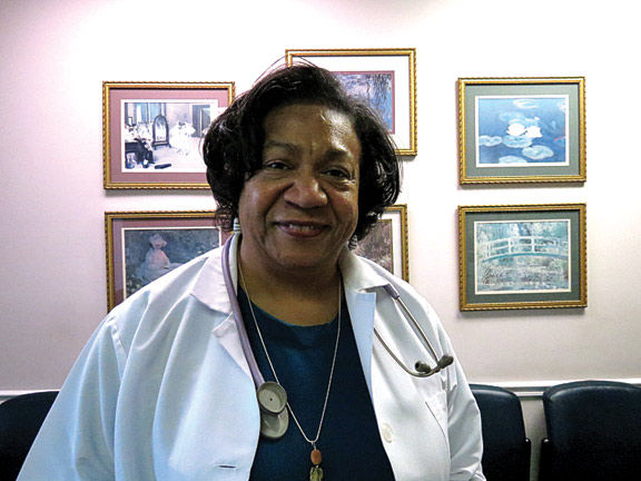 DR. DAYLE HAWTHORNE, CLASS OF 1977, DISCUSSES HER PASSION FOR FAMILY MEDICINE