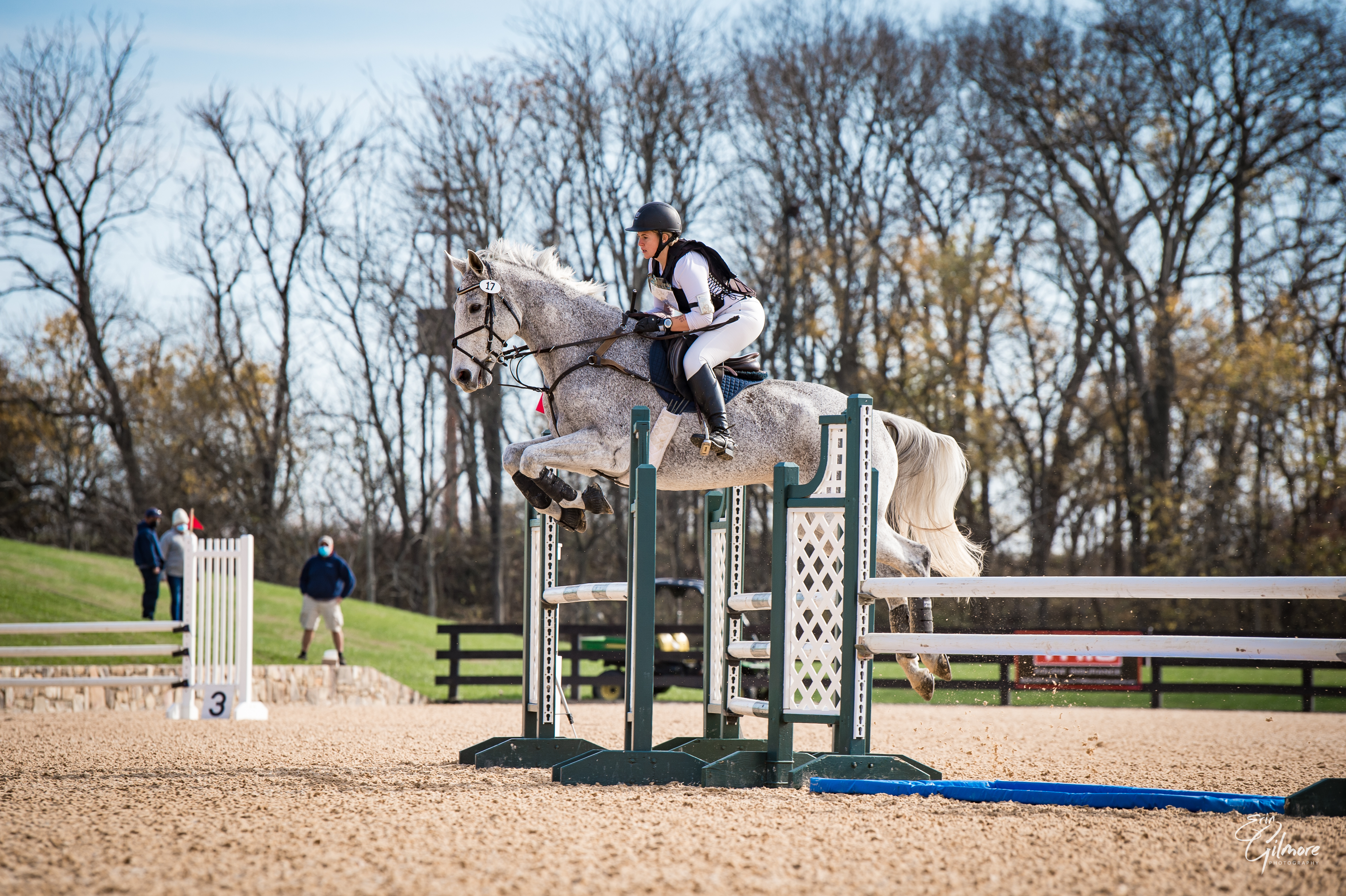 On deck! Your $25 gift helps us maintain the arena jumps by purchasing paint, stain, and other supplies needed at the Morven Park International Equestrian Center!