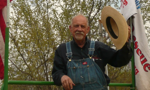 Smokey Wright: Farm Rescue's Colorful Character