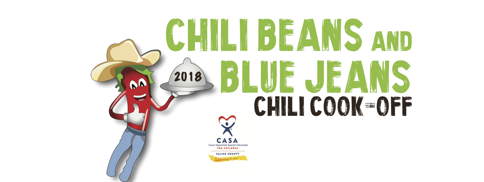2018 Chili Beans and Blue Jeans Chili Cook-Off