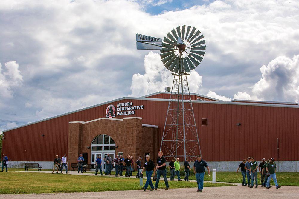 Aurora Cooperative Pavilion
